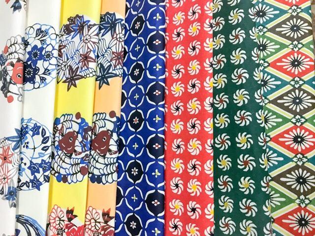 型染め 千代紙 和染工芸